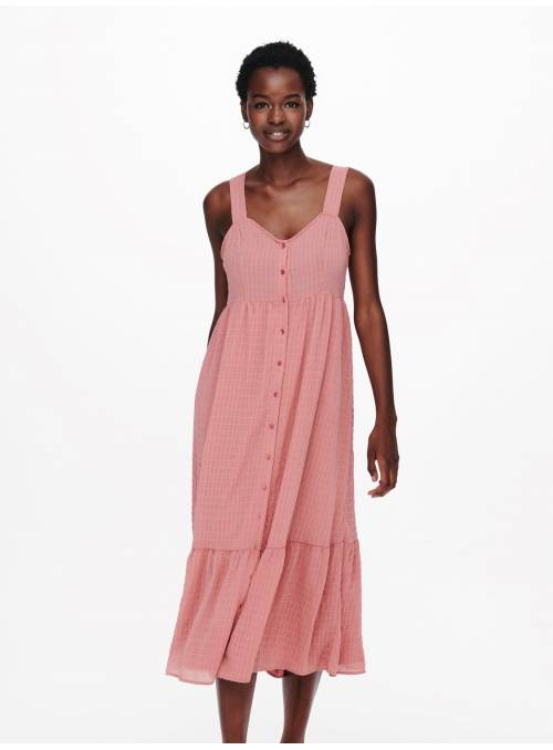 DRESS ONLFELISA - ROSE -