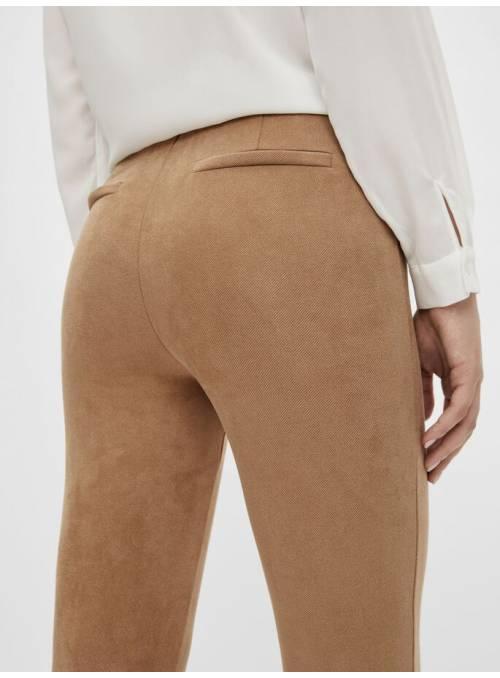 PANTS HIVER- BROWN -