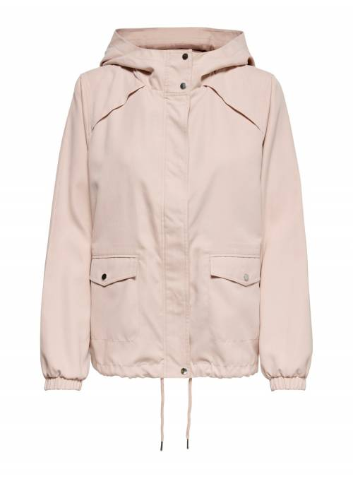 JACKET FEM WOV PL83/NYL17 - ROSE -