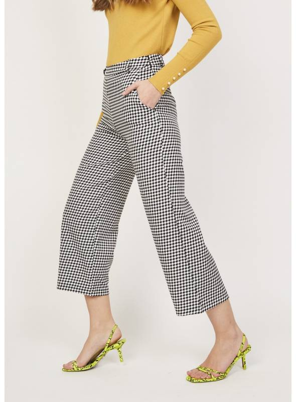Pantalon cuadro Vichy