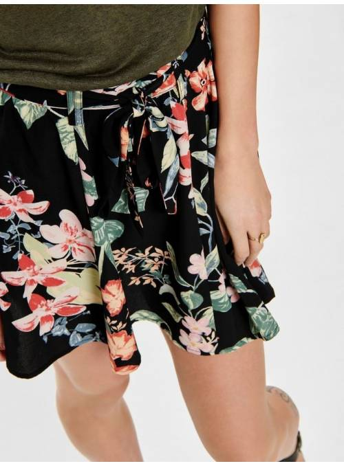 SKIRT TROPICAL FLOWER