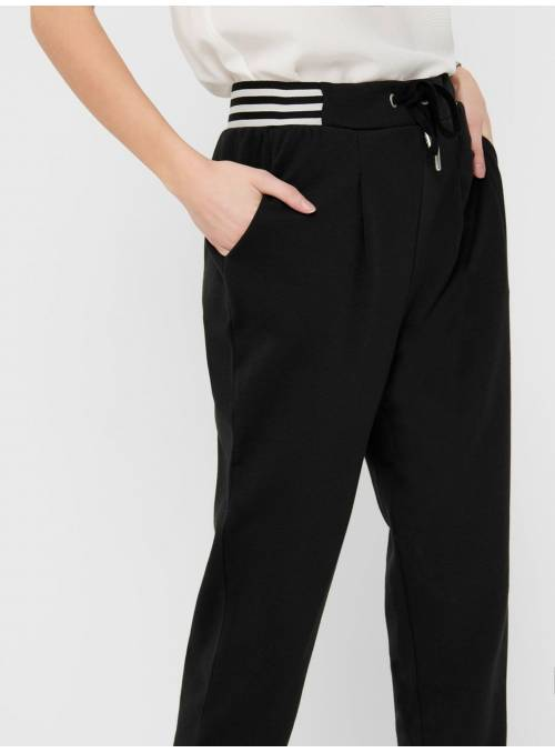 PANTS KNIT BLACK -